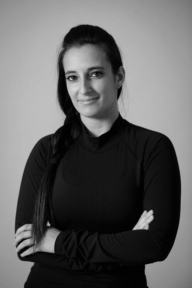 Julie Dubeau massothérapeute agréée